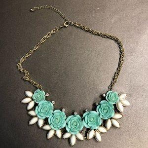 Boutique statement necklace